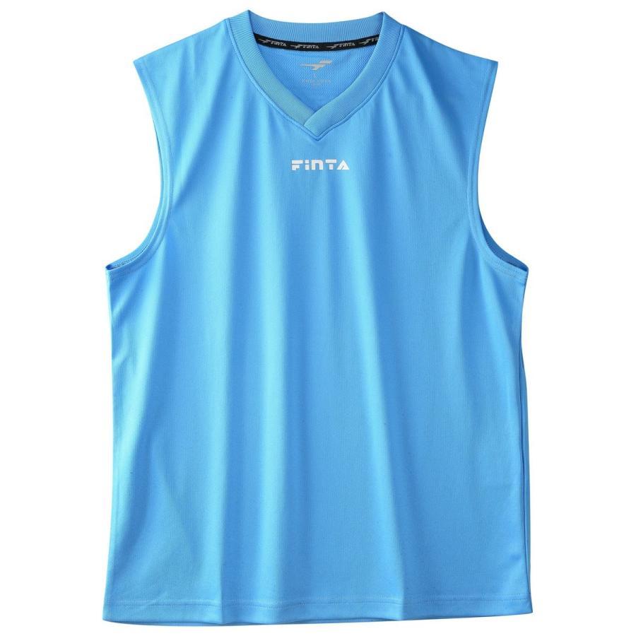 フィンタ FINTA サッカー フットサル ジュニア ノースリーブ メッシュ インナーシャツ FTW7034 sblendstore 18