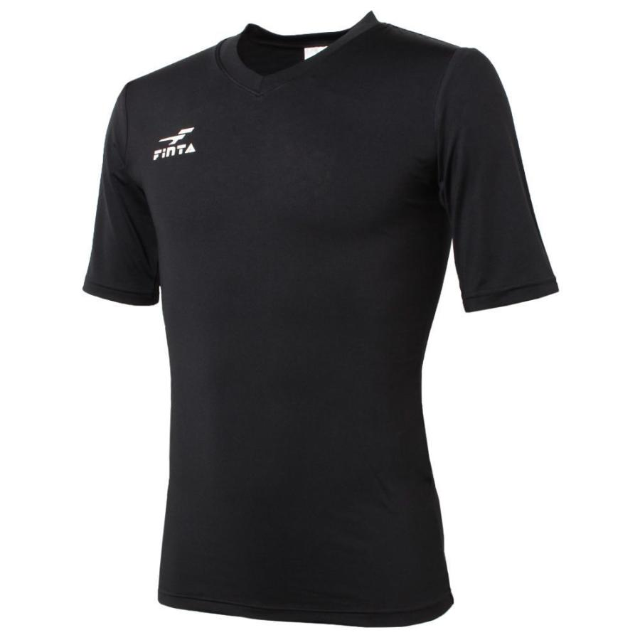 フィンタ FINTA コンプレッション Vネック 半袖 インナーシャツ FTW7110|sblendstore|06