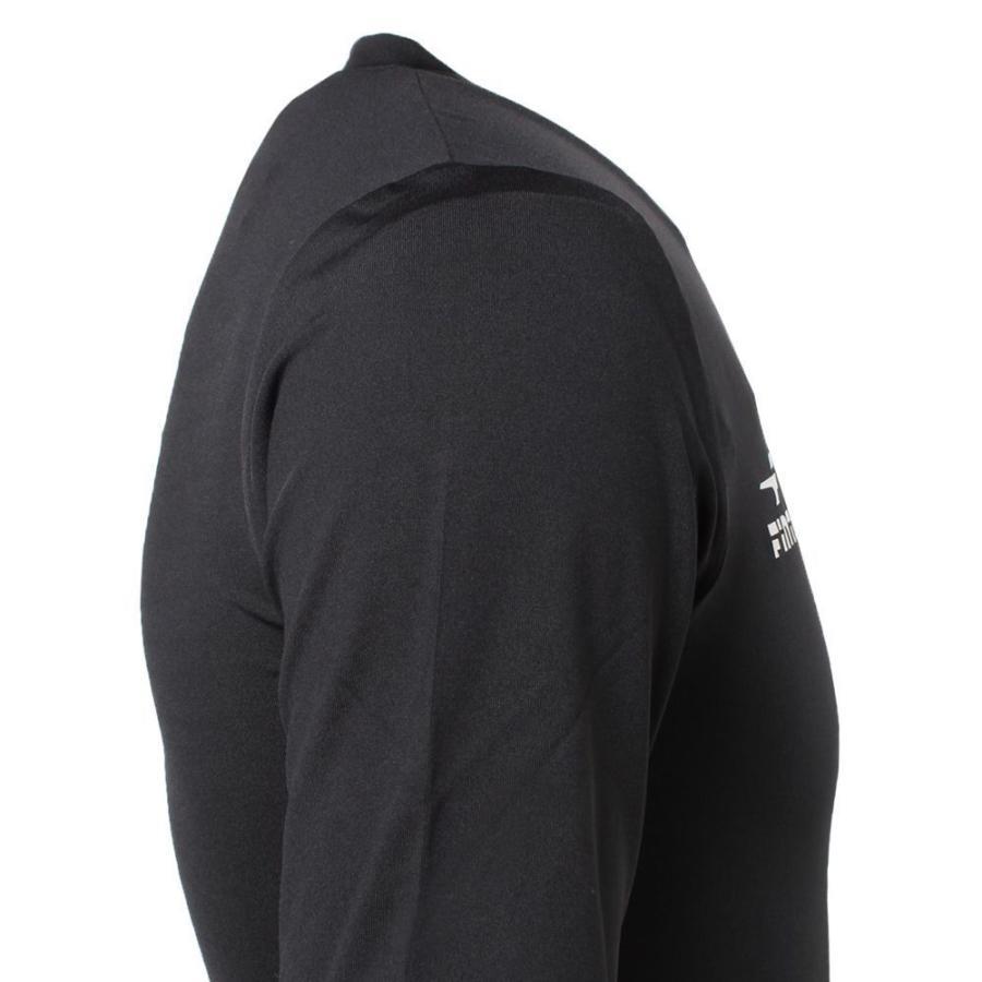 フィンタ FINTA コンプレッション Vネック 半袖 インナーシャツ FTW7110|sblendstore|07