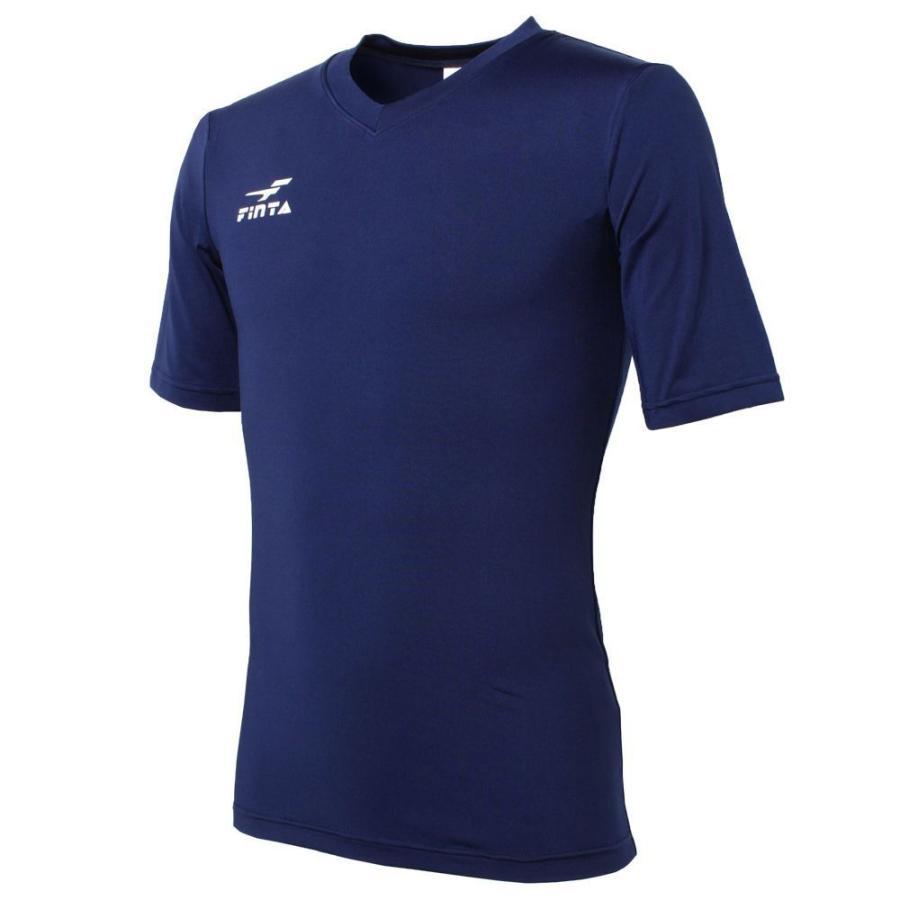 フィンタ FINTA コンプレッション Vネック 半袖 インナーシャツ FTW7110|sblendstore|09