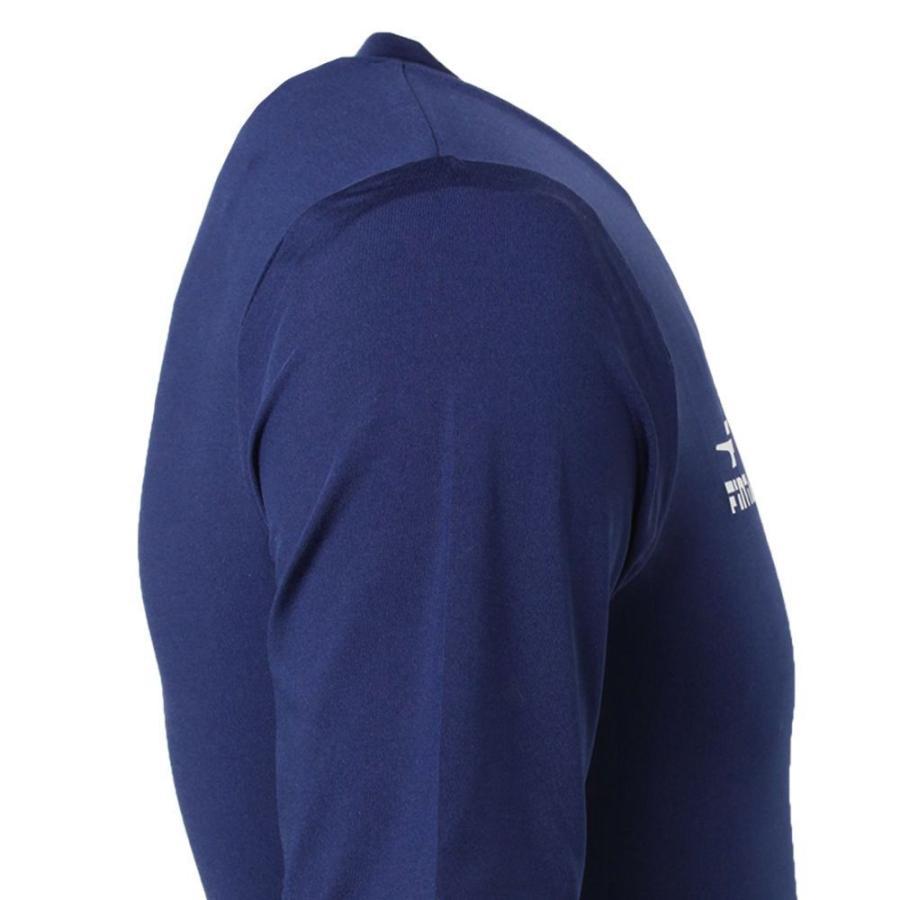 フィンタ FINTA コンプレッション Vネック 半袖 インナーシャツ FTW7110|sblendstore|10