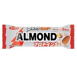 訳あり 特価 賞味期限:2021年12月18日 ブラックサンダー 超特価 1本 アーモンド おしゃれ チョコレート菓子 プロテイン