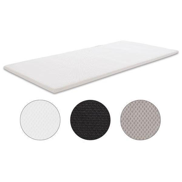 オーシン 日本製 ファインエアー 550 シングル 約100×200cm/底つきしないクッション性で、快適な睡眠環境をつくります。/寝装・寝具
