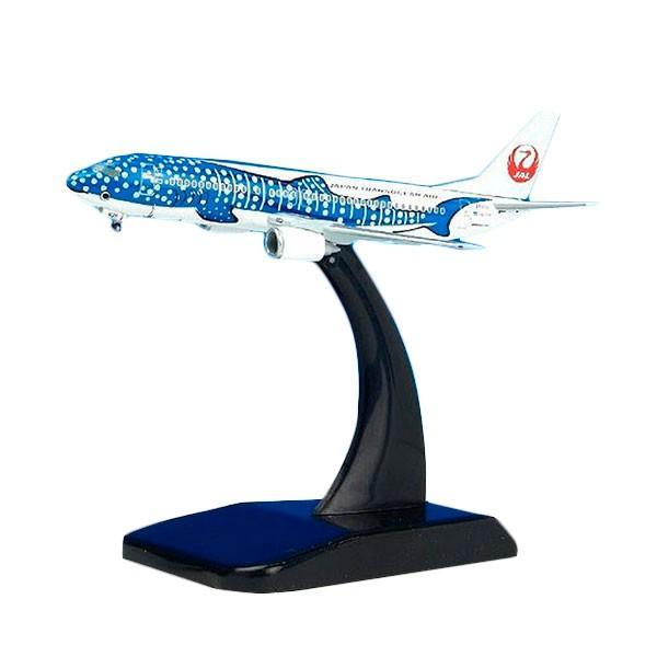 JAL/日本航空 JTA 737-400 ジンベエジェット 1/400スケール BJE3021/細部までこだわって作り上げられたエアプレーンモデル!!/玩具