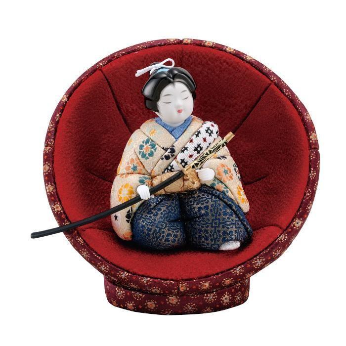 01-712 一寸法師 セット/一寸法師の木目込み人形。/玩具