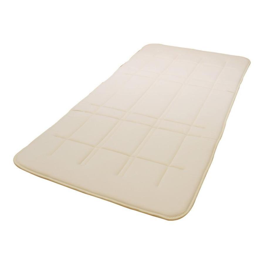 うすかーる敷ふとん S/柔らかく肌触りの良い綿ニット生地を使用!/寝装・寝具 枕