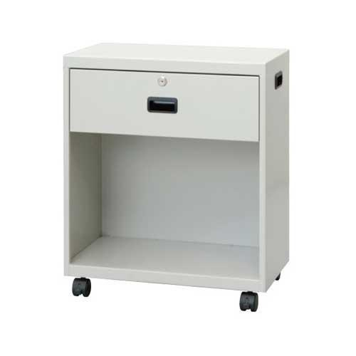 ナカバヤシ デスクターナ引出し付き ND-H722ニューグレー/デスクターナ・引出し付。/オフィス収納 ND-H722ニューグレー/デスクターナ・引出し付。/オフィス収納