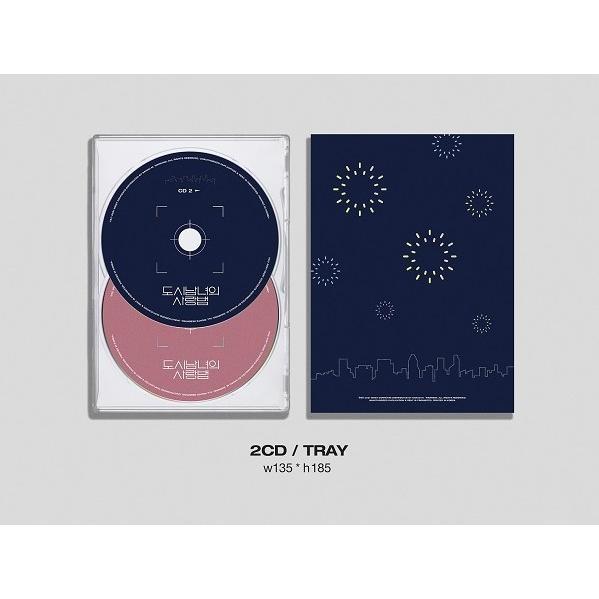 都会の男女の恋愛法 OST CD (韓国盤) scriptv 04