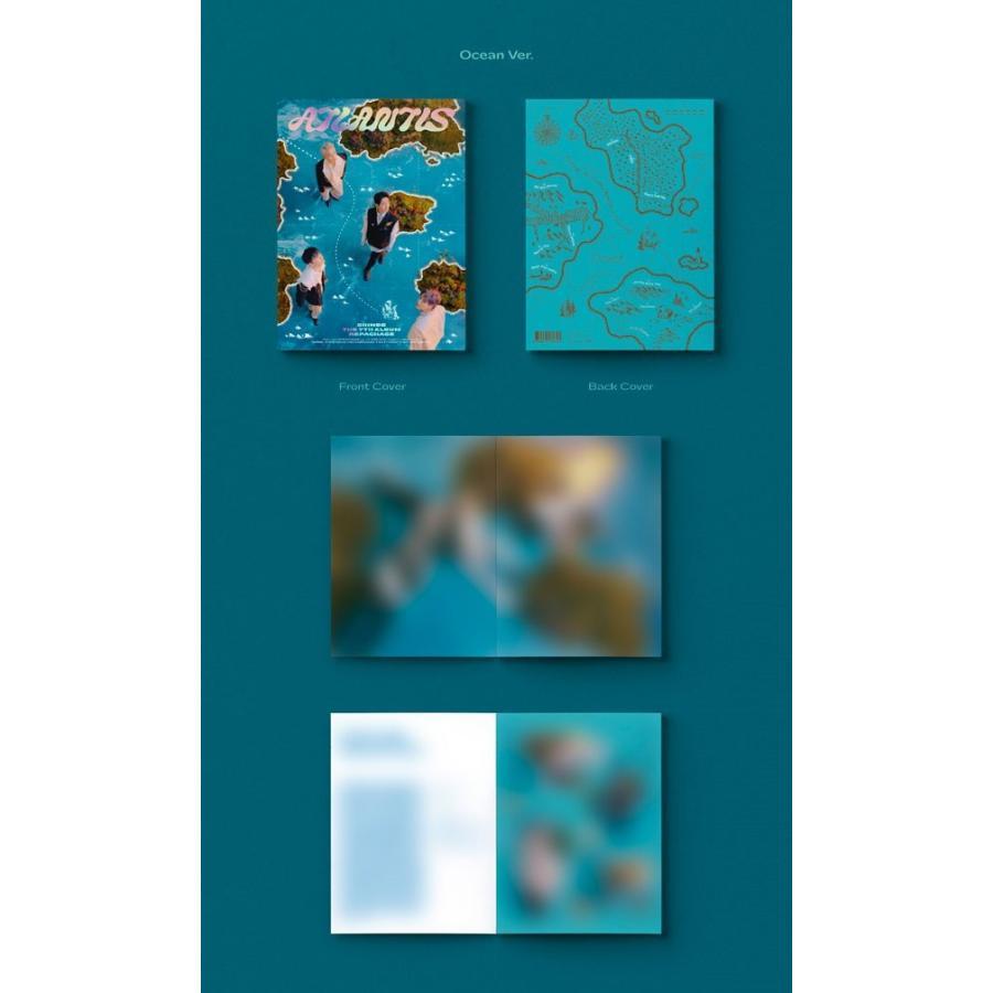 SHINee 7thアルバム リパッケージ - Atlantis CD (韓国盤)|scriptv|04