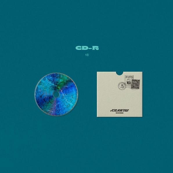 SHINee 7thアルバム リパッケージ - Atlantis CD (韓国盤)|scriptv|05