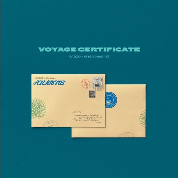 SHINee 7thアルバム リパッケージ - Atlantis CD (韓国盤)|scriptv|06