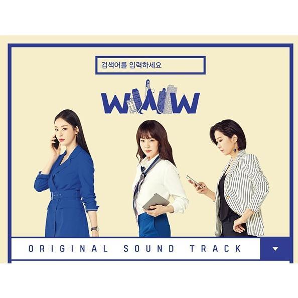 検索ワードを入力してください:WWW OST (tvN TV Drama) CD (韓国盤) scriptv 02