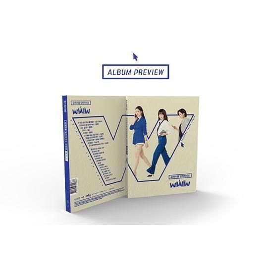 検索ワードを入力してください:WWW OST (tvN TV Drama) CD (韓国盤) scriptv 03