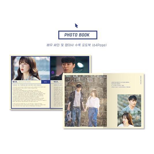 検索ワードを入力してください:WWW OST (tvN TV Drama) CD (韓国盤) scriptv 05