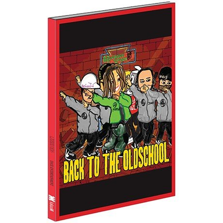 ポッピンヒョンジュン 1stミニアルバム - BACK TO THE OLD SCHOOL CD (韓国盤)|scriptv