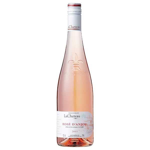 ロゼワイン ラシュトー ロゼ ダンジュ 750ml (フランス ロゼワイン やや甘口 654882) MT wine se-sake