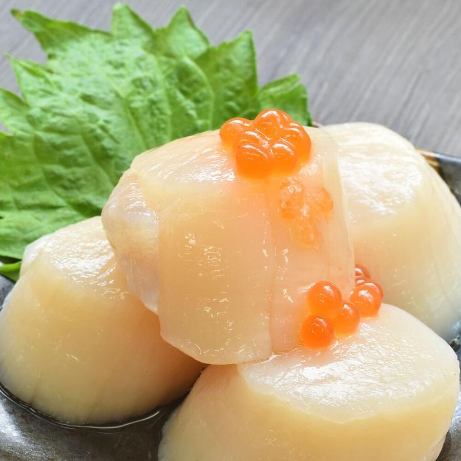 ホタテ 刺身 貝柱 北海道産 1kg #元気いただきますプロジェクト(水産物)|seafoodhonpo88|04
