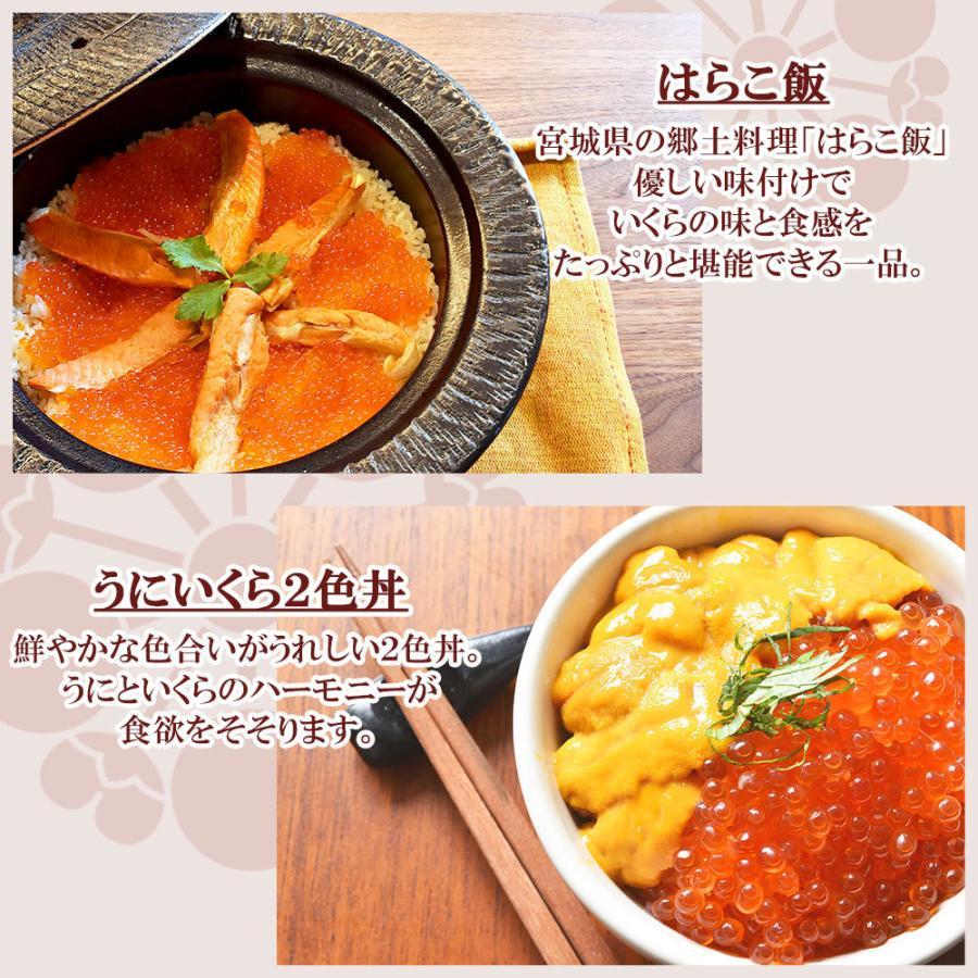 いくら 醤油漬け 150g 北海道加工|seafoodhonpo88|03
