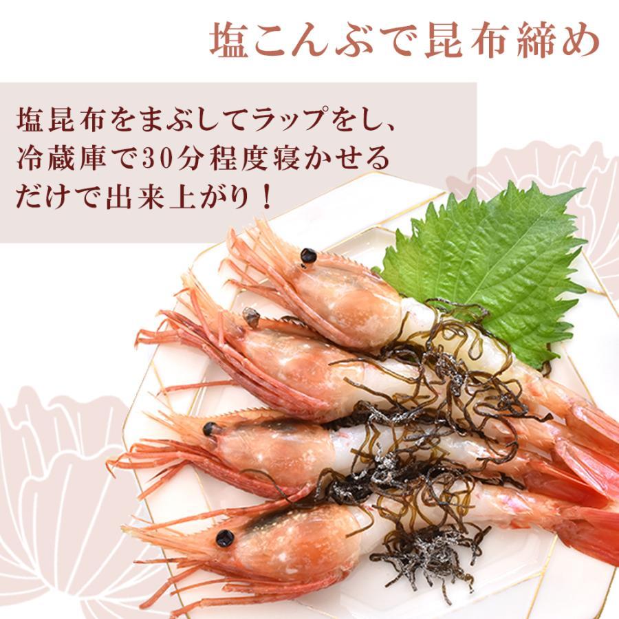 お刺身用 ボタンエビ 10尾 bbq 海鮮 海老 えび シーフード 生食 海鮮丼|seafoodhonpo88|05