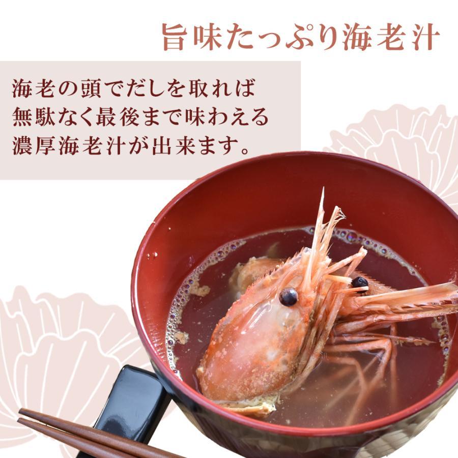 お刺身用 ボタンエビ 10尾 bbq 海鮮 海老 えび シーフード 生食 海鮮丼|seafoodhonpo88|06