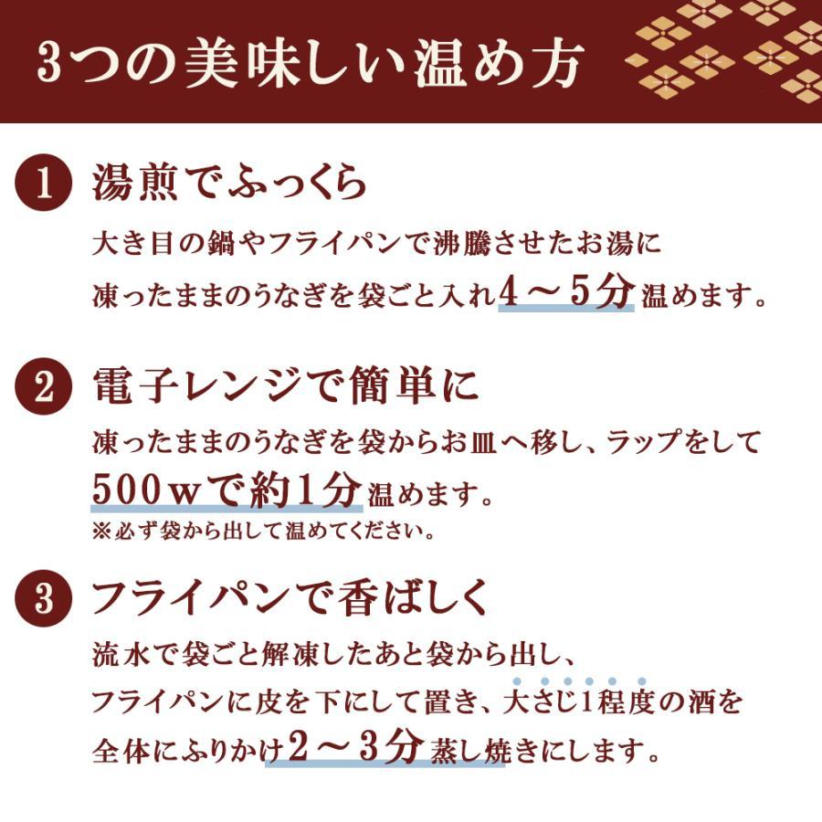 父の日 プレゼント 2021 鹿児島 うなぎ 蒲焼き 2本 特大 ギフト|seafoodhonpo88|10