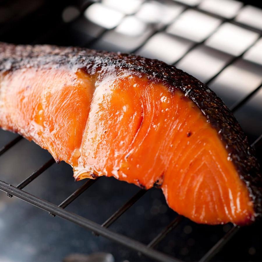 西京漬け 魚 ギフト 6切 紅鮭 鰆 詰め合わせ|seafoodhonpo88|05