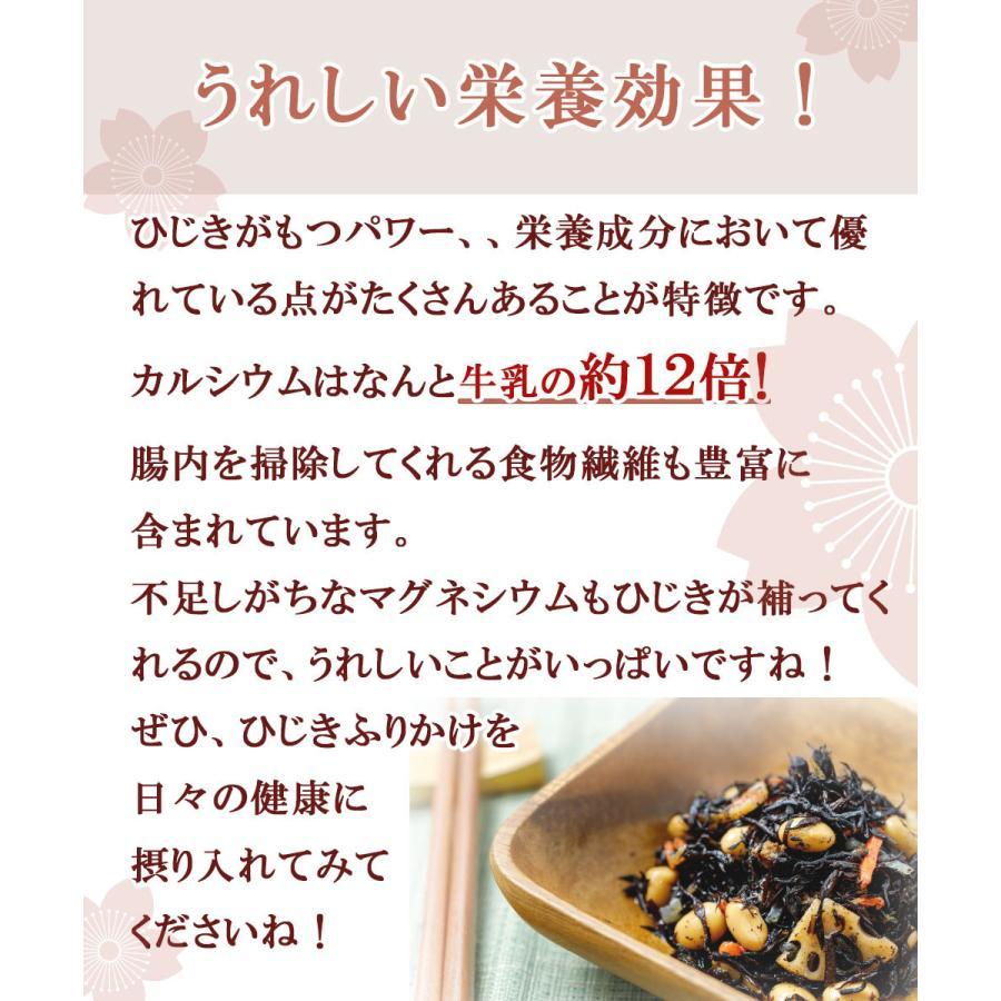 ひじき ごはん しそ風味 ふりかけ 3袋 seafoodhonpo88 06