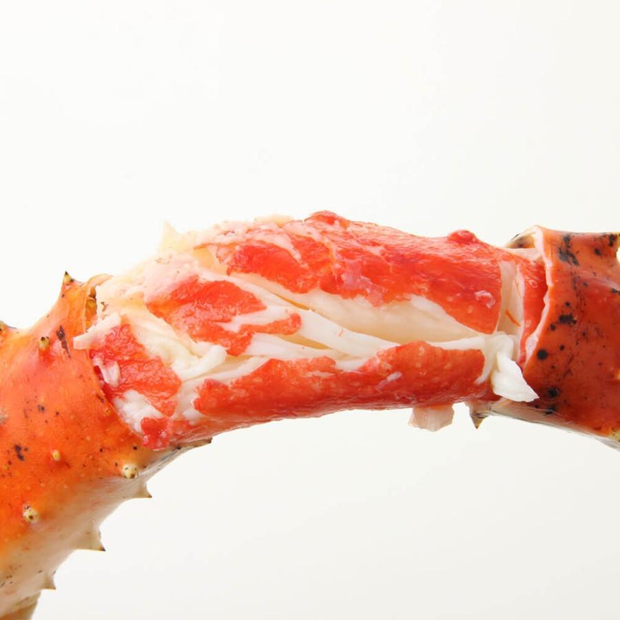 タラバガニ 蟹 足 北海道加工 シュリンク包装 seafoodhonpo88 02