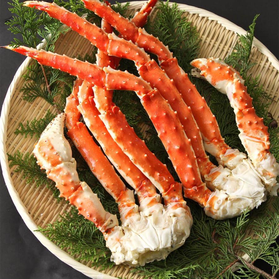 タラバガニ 蟹 足 北海道加工 シュリンク包装 seafoodhonpo88 03