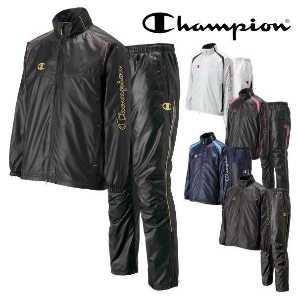 【送料無料】Champion(チャンピオン)ウィンドブレーカー 上下セット【メンズ/スポーツ/トレーニング】