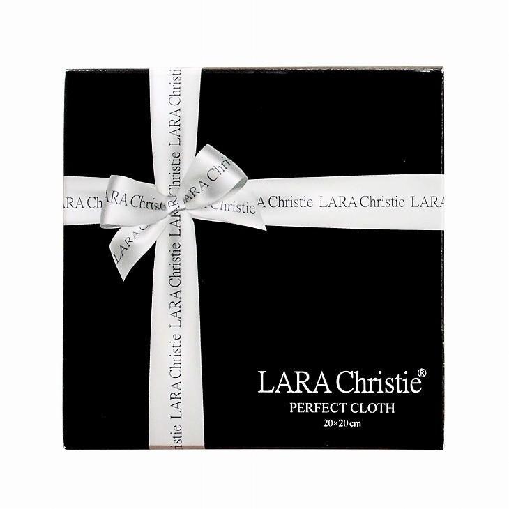 クロス クリーナー LARA Christie ララクリスティー パーフェクトクロス メガネ拭き 高級 スマホ拭き スマホ クリーナー クロス スマホクロス ネコポス便|sears-collection|05