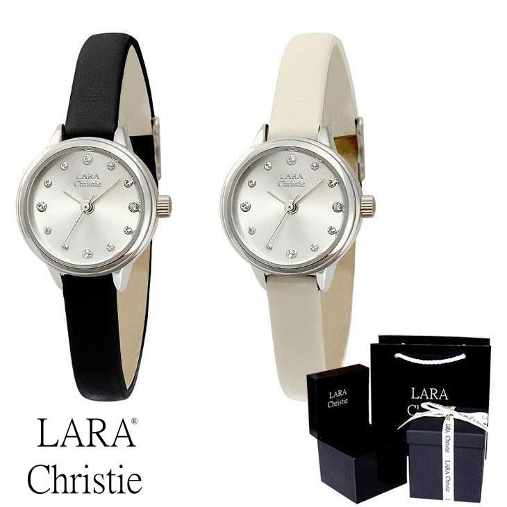 LARA Christie モナコ 腕時計 レディースウォッチ