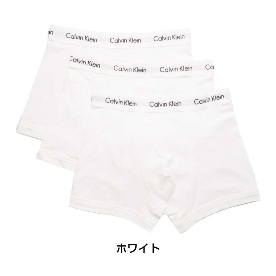 カルバンクライン ボクサーパンツ Calvin Klein コットンストレッチ 3パック アンダーウェア sears-collection 04