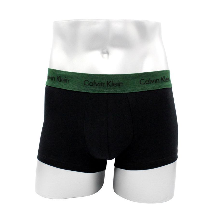 カルバンクライン ボクサーパンツ Calvin Klein コットンストレッチ 3パック アンダーウェア sears-collection 07