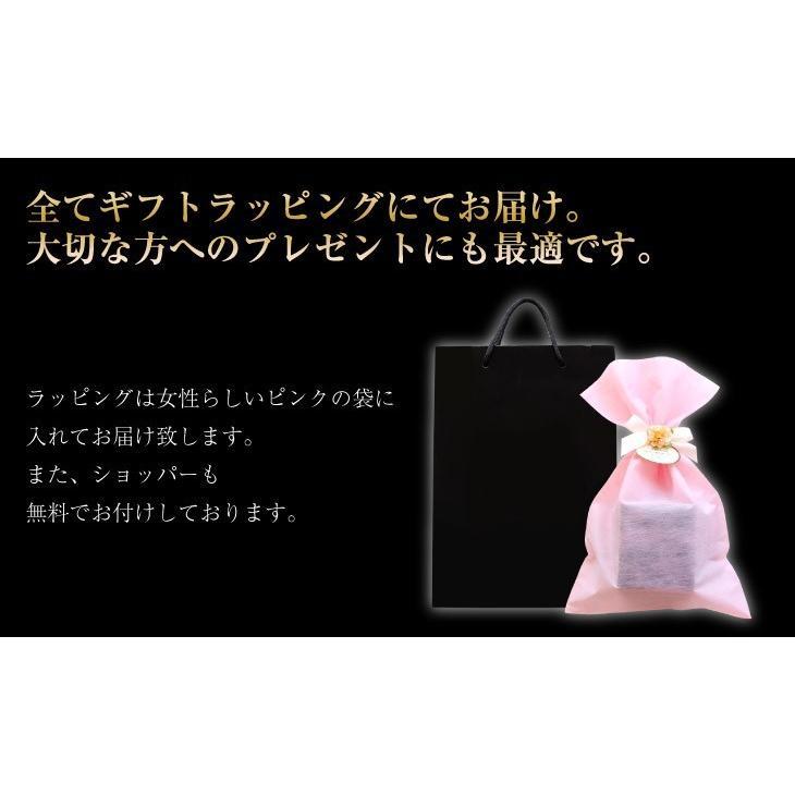 ダイヤモンド ネックレス レディース 6本爪 プリザーブドフラワー ローズ 薔薇 ボックス Sears (シアーズ)|sears-collection|17