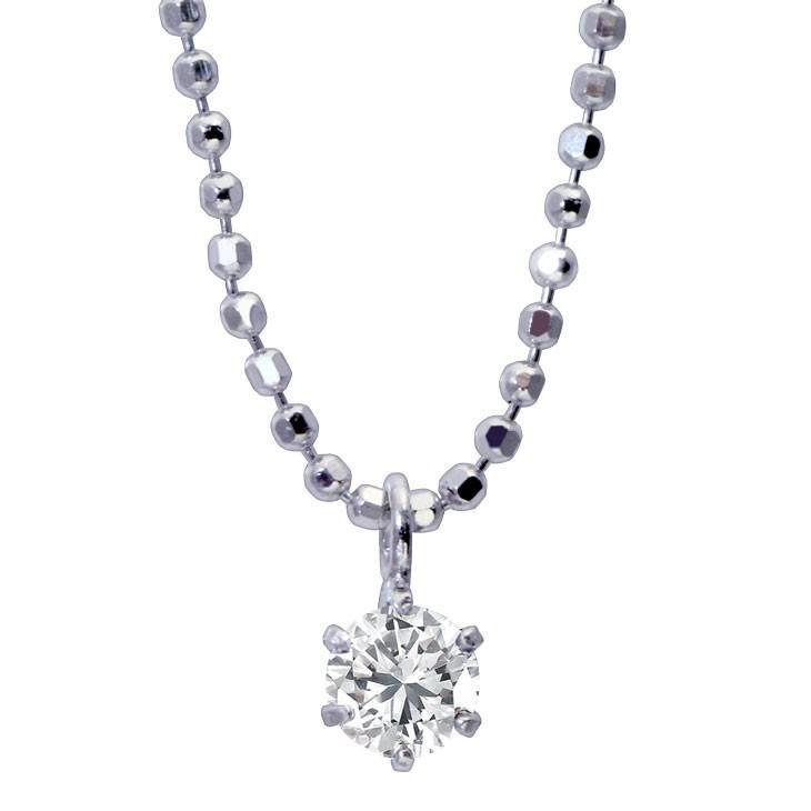 ダイヤモンド ネックレス レディース 6本爪 プリザーブドフラワー ローズ 薔薇 ボックス Sears (シアーズ)|sears-collection|03