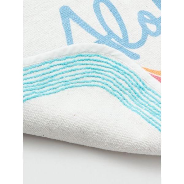 ハワイアントイレマットとカバーセット ALOHAデザイン ボタニカル柄 おしゃれなトイレ敷きマット ふたカバー|seashells-zakka|06