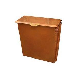 銅製ポスト 7薄型
