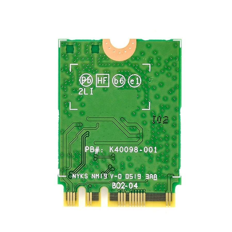 Intel Wi-Fi 6 AX200 802.11ax Dual Band Bluetooth 5.0 Wifi Network Card AX200NGW