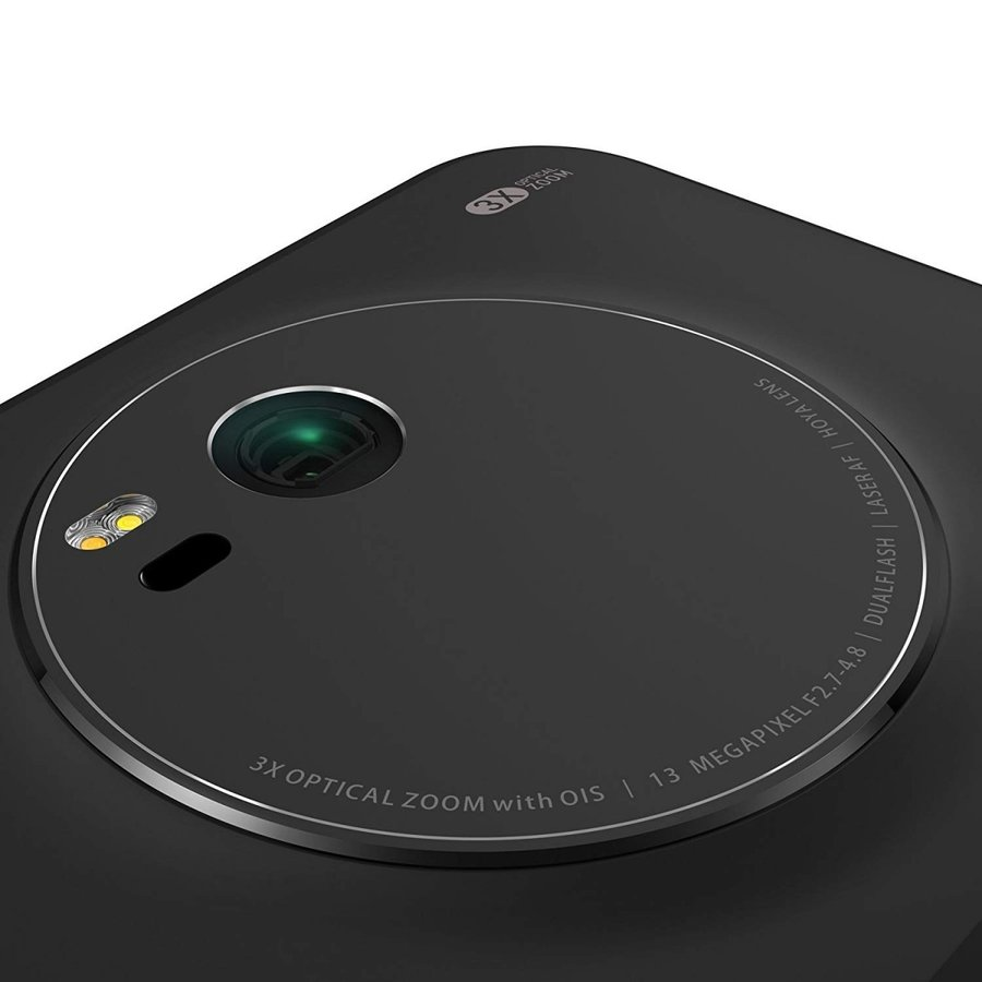 【国内正規品】エイスース SIMフリースマートフォンZenFone Zoom 32GBモデルスタンダードブラック ZX551ML-BK32S4PL【新品SALE】 secondimpression 07