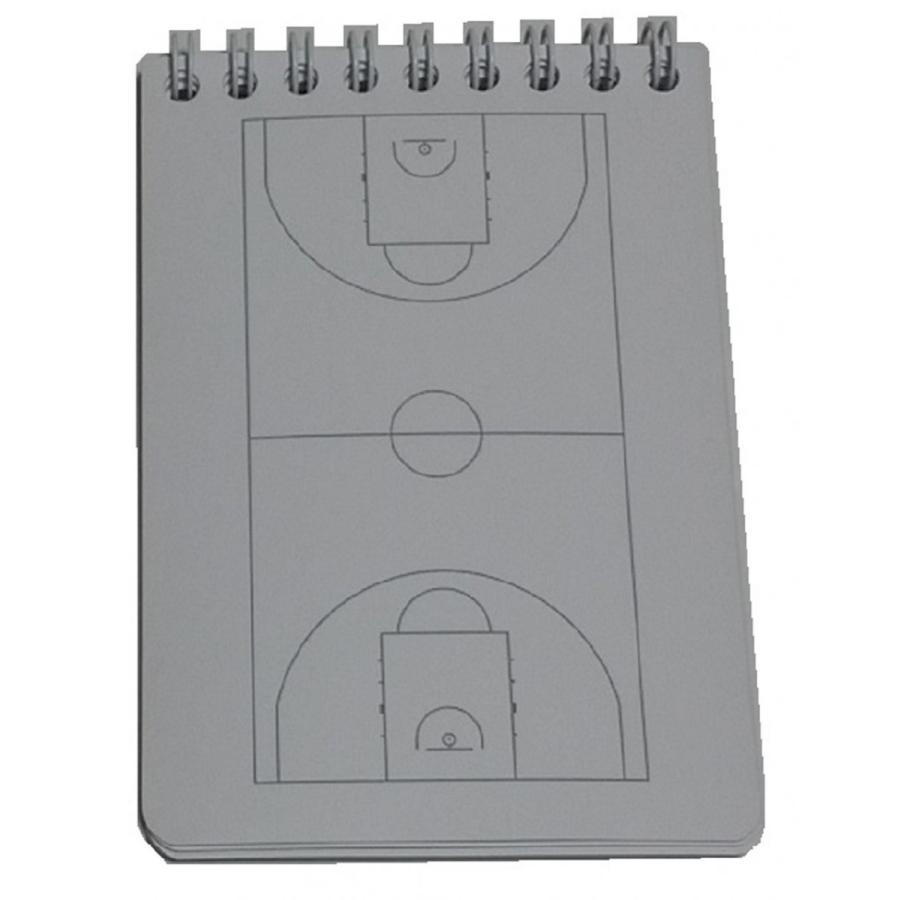 スポーツ戦略ハンディメモ帳 バスケットボール 10冊|secondlives|02