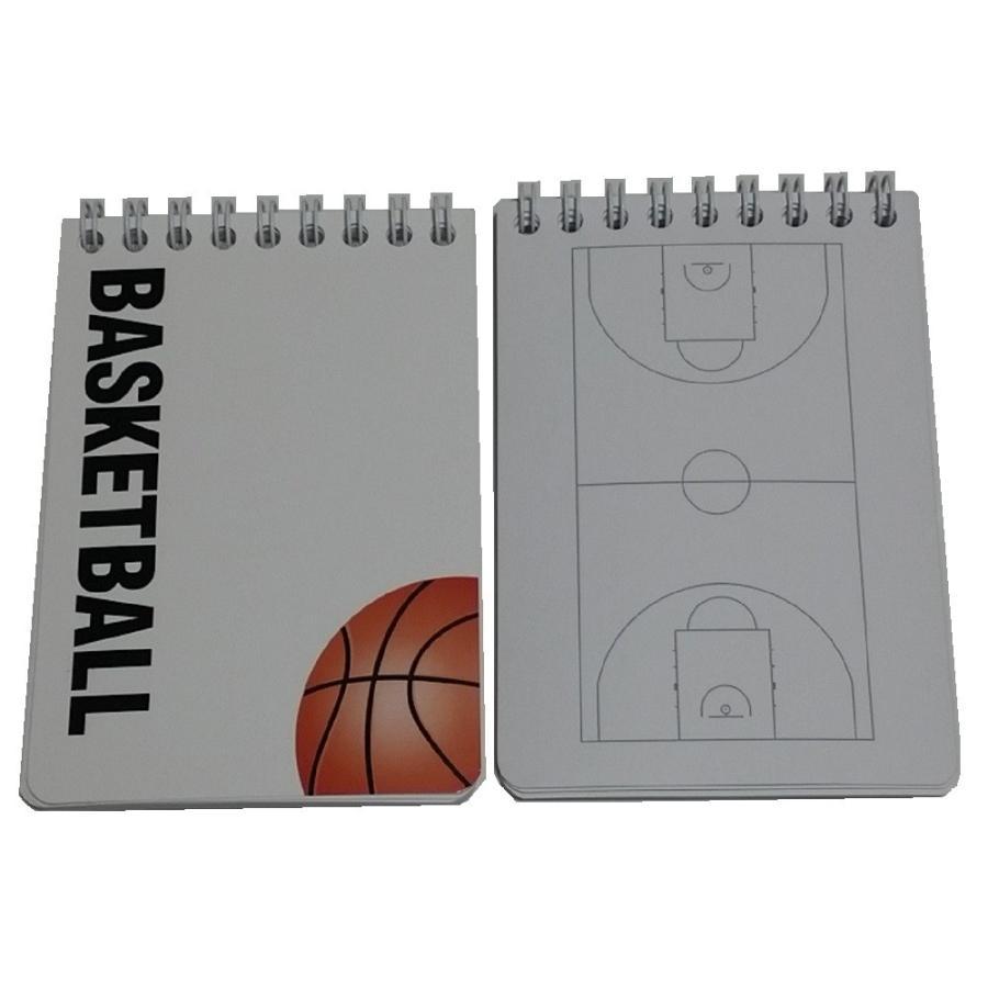 スポーツ戦略ハンディメモ帳 バスケットボール 10冊|secondlives|03