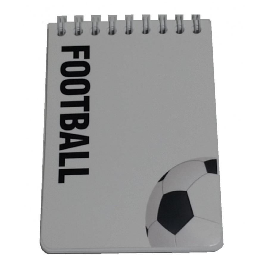 スポーツ戦略ハンディメモ帳 サッカー 10冊 secondlives