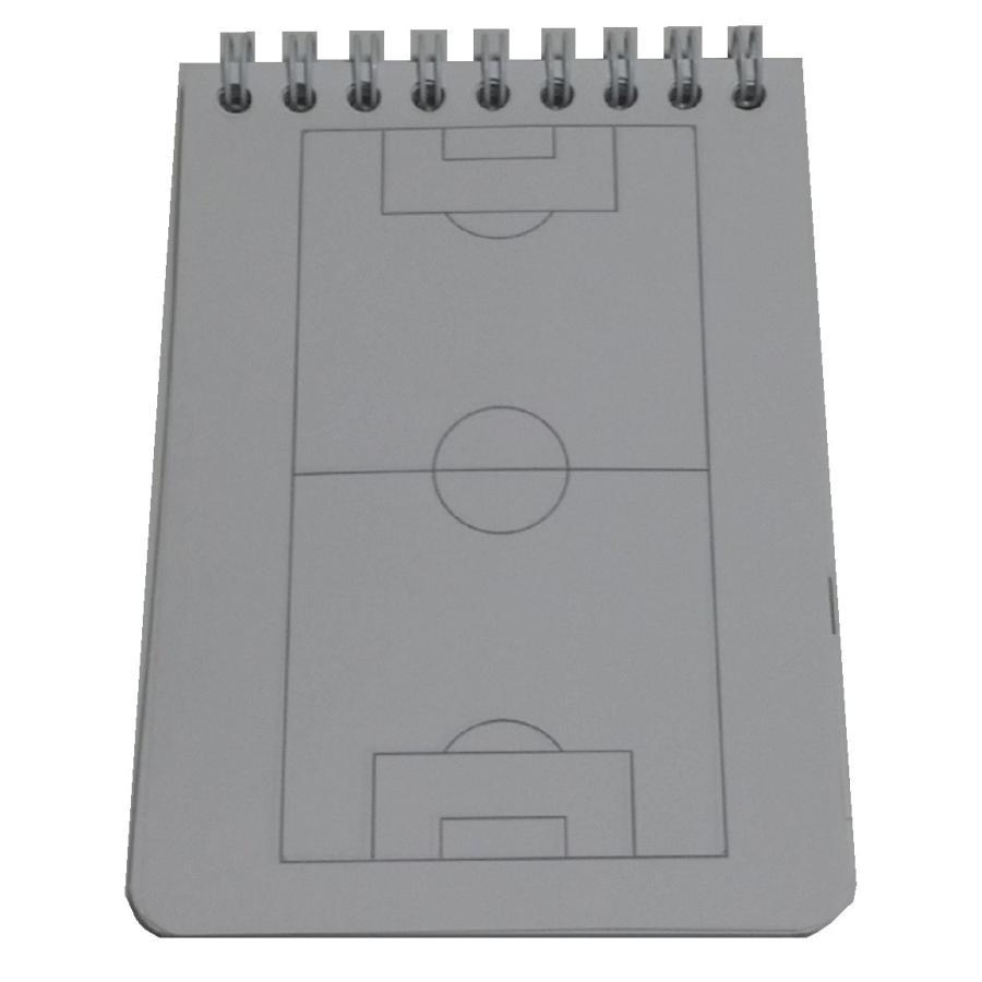 スポーツ戦略ハンディメモ帳 サッカー 10冊 secondlives 02