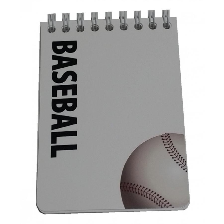 スポーツ戦略ハンディメモ帳 野球 10冊|secondlives