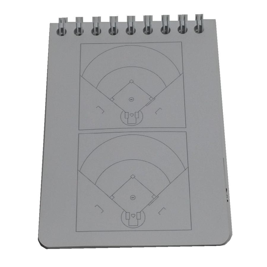 スポーツ戦略ハンディメモ帳 野球 10冊|secondlives|02
