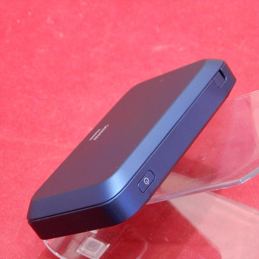 HUAWEI Pocket WiFi 502HW ワイモバイルSIMロック解除済み ネイビーブルー  NO.210106081|secondomono|03