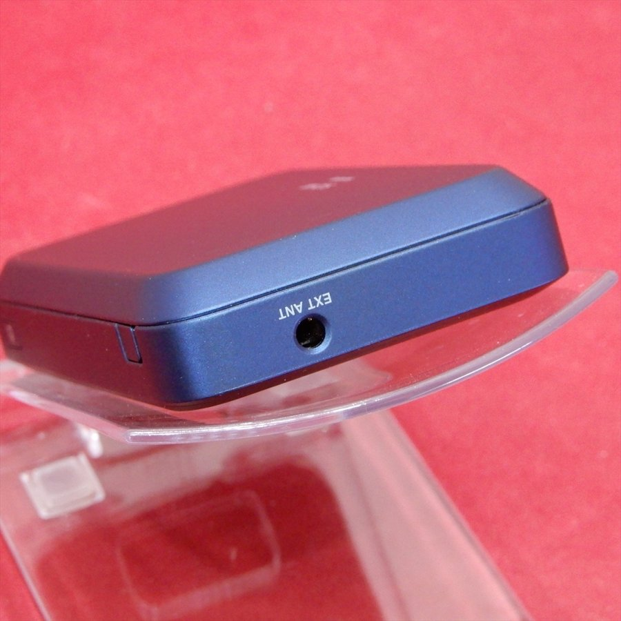 HUAWEI Pocket WiFi 502HW ワイモバイルSIMロック解除済み ネイビーブルー  NO.210106081|secondomono|04