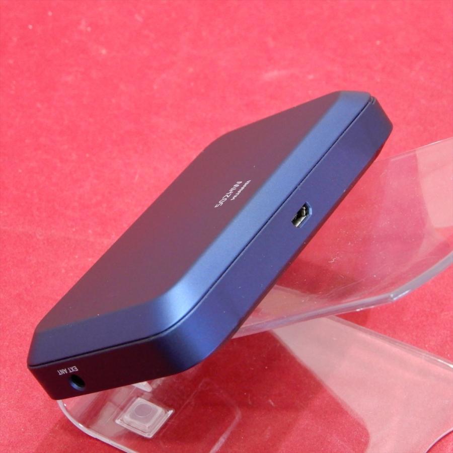 HUAWEI Pocket WiFi 502HW ワイモバイルSIMロック解除済み ネイビーブルー  NO.210106081|secondomono|05
