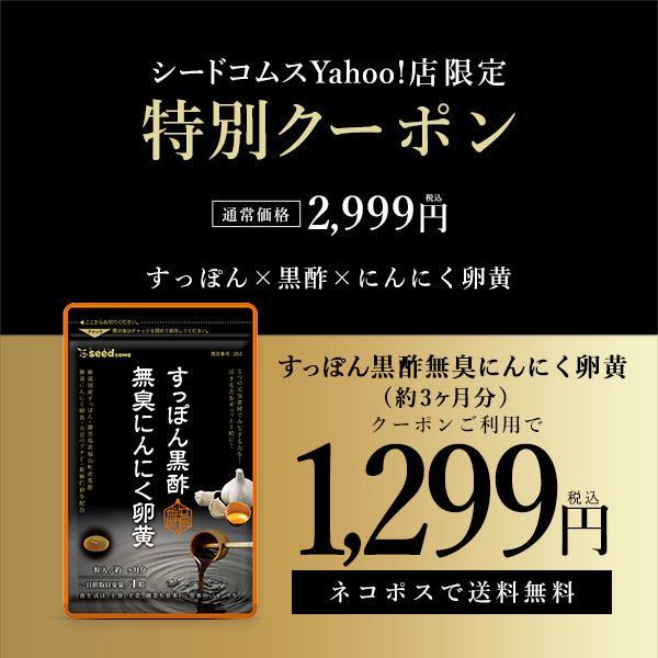サプリ サプリメント すっぽん黒酢+にんにく卵黄 約3ヵ月分 送料無料 アミノ酸 受注生産品 通常便なら送料無料 ダイエット 無臭にんにく